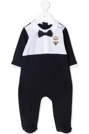 Dolce & Gabbana Pyjamas med broderede bi-kroner