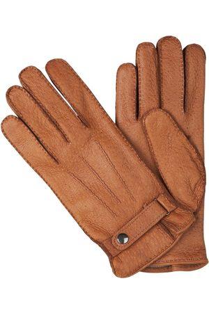 Santa Eulalia Læder og cashmere handsker