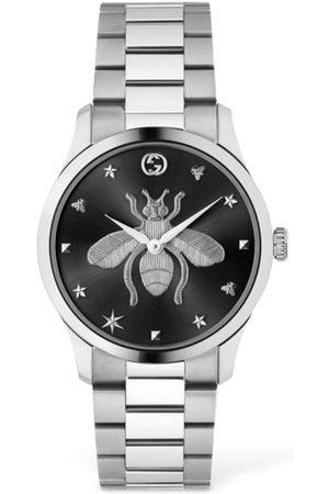 Gucci Kvinder Ure - 38mm G Timeless Bee Motif Watch