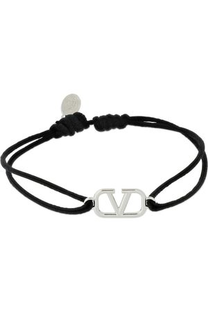 VALENTINO GARAVANI V Logo Slim Bracelet