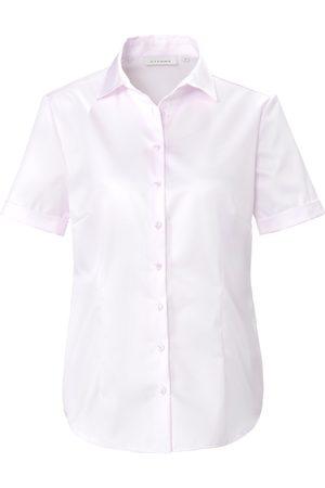 ETERNA Kvinder Langærmede - Skjortebluse korte ærmer Fra
