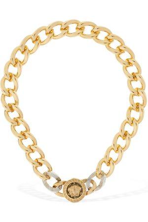 VERSACE Mænd Halskæder - Medusa Chunky Chain Short Necklace