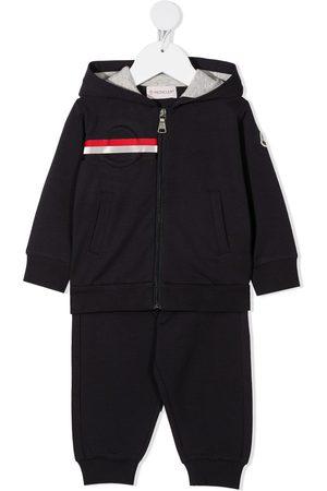 Moncler Logo-patch track suit
