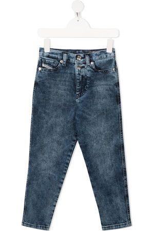 Diesel Acid-wash jeans