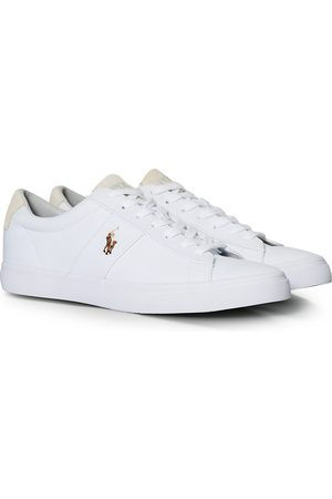 Polo Ralph Lauren Mænd Casual sko - Sayer Canvas Sneaker White