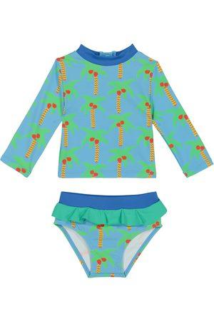 Stella McCartney Baby rashguard swim set