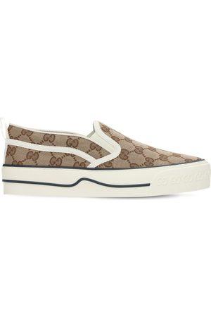 Gucci Kvinder Casual sko - 20mm Tennis 1977 Slip-on Sneakers