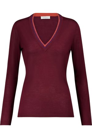 GABRIELA HEARST Lorenco cashmere and silk sweater