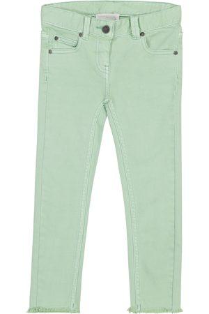 Stella McCartney Stretch-cotton slim jeans