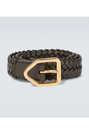 Tom Ford Woven leather belt
