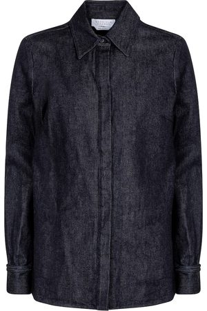 GABRIELA HEARST Cruz denim shirt