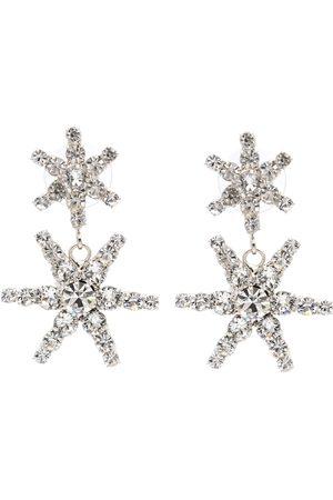 Jennifer Behr Pluto crystal-embellished earrings