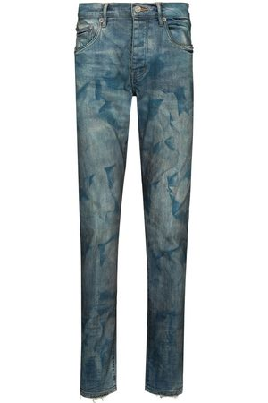Purple Brand Mænd Skinny - P001 French Dirty Resin skinny jeans