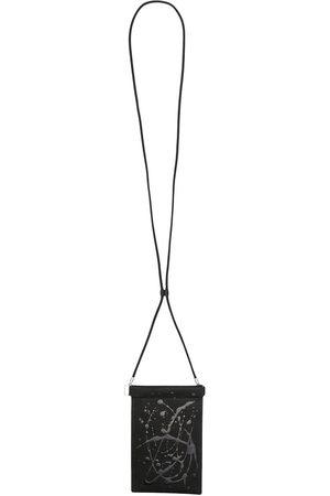 Maison Margiela Mænd Punge - Kortholder i læder med rem