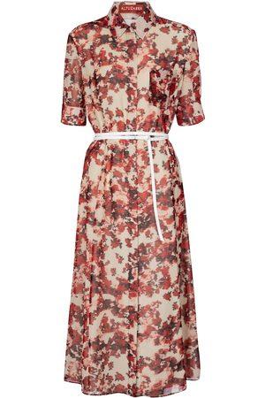 Altuzarra Kvinder Mønstrede kjoler - Kieran printed dress