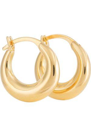 Sophie Buhai Essential Small 18kt gold vermeil hoop earrings