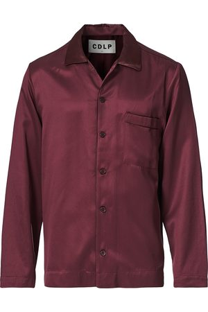 CDLP Mænd Jakkesæt - Home Suit Long Sleeve Top Burgundy