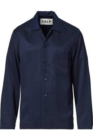 CDLP Mænd Jakkesæt - Home Suit Long Sleeve Top Navy Blue