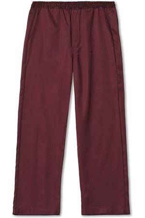 CDLP Mænd Jakkesæt - Home Suit Long Bottom Burgundy
