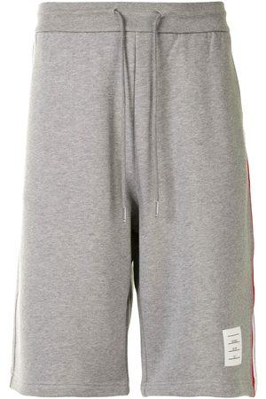 Thom Browne Mænd Shorts - Træningsshorts med striber