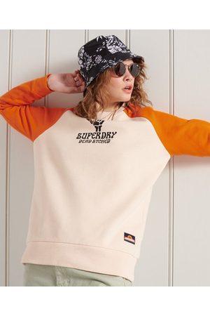 Superdry Kvinder Sweatshirts - Cali Surf sweatshirt med rund hals