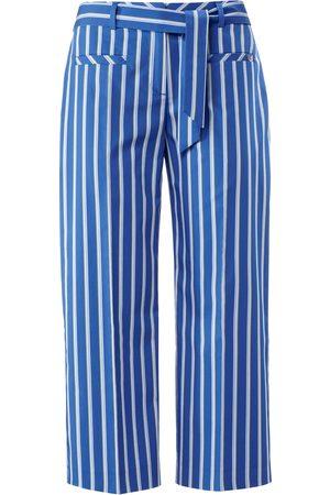 Basler Kvinder Culottes bukser - Culottes model Carla Fra blå