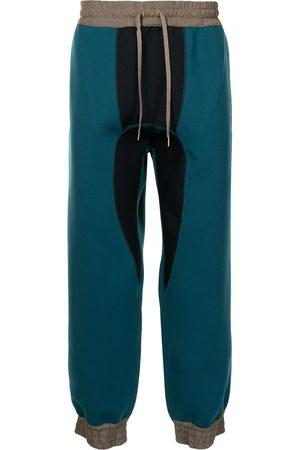 Kolor Bukser med kontrastpanel