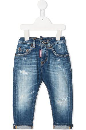 Dsquared2 Jeans med slitageeffekt