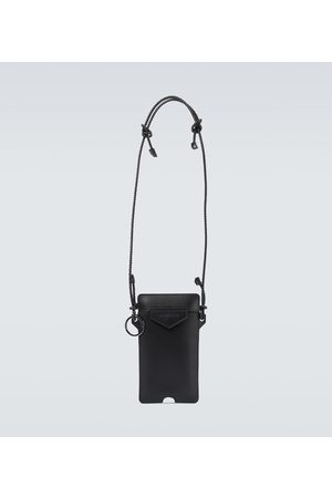 Givenchy Mænd Mobil Covers - Antigona leather iPhone case