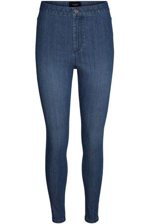 Vero Moda Kvinder High waist - Vmjoy High Waist Skinny Fit Jeans Kvinder