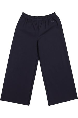 Il gufo Wide-leg technical pants
