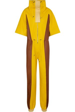 DODO BAR OR Leather jumpsuit