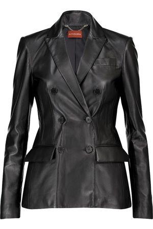 Altuzarra Indiana leather blazer