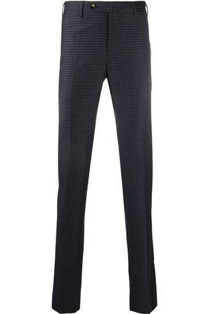 PT01 Mænd Chinos - Skotskternede bukser
