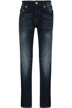 True Religion Mænd Skinny - Vaskede Rocco skinny-jeans
