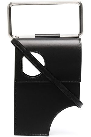 OFF-WHITE Holes messenger bag