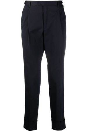PT01 Mænd Chinos - Cropped chino trousers