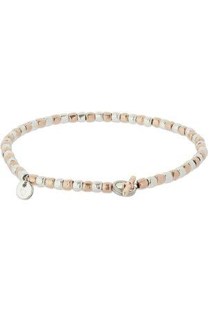 Dodo Mini Granelli Two Tone Chain Bracelet