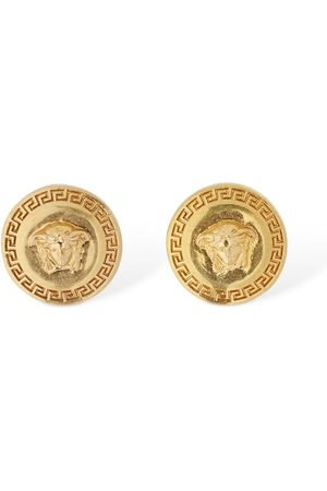 VERSACE Kvinder Øreringe - Small Tribute Medusa Stud Earrings