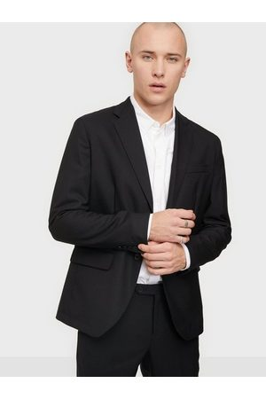 Selected Slhreg-Stock Blz B Blazere & jakkesæt Black