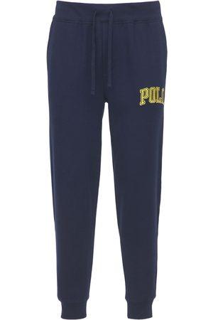 Polo Ralph Lauren Cotton Blend Polo Club Sweatpants