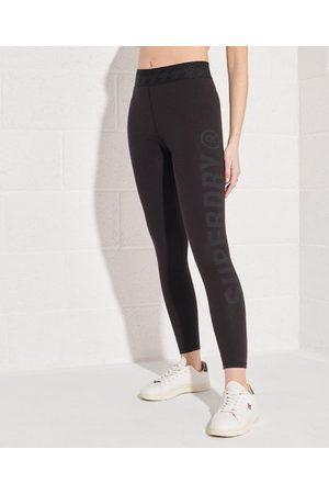 Superdry Kvinder Leggings - Essential 7/8 leggings