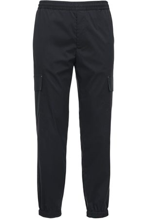 Moncler Genius 1952 Poly Micro Canvas Cargo Pants