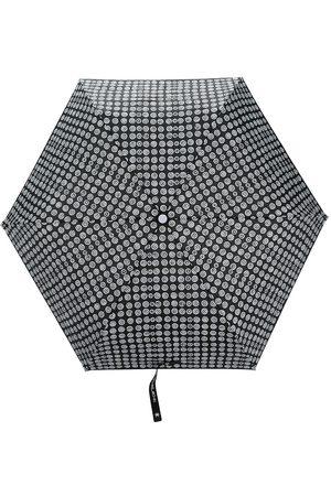 10 CORSO COMO Lille paraply med gennemsigtig håndtag