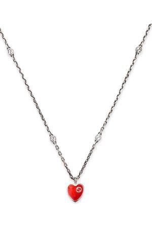 Gucci Halskæde med GG-hjertevedhæng