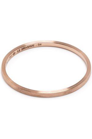 Le Gramme Ringe - 1g ring i 18 karat rødguld