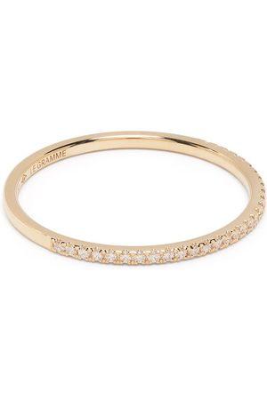 Le Gramme Pavé 1g diamantring i 18 karat
