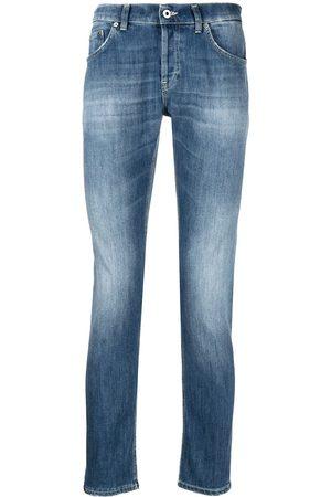 Dondup Stenvaskede skinny-jeans