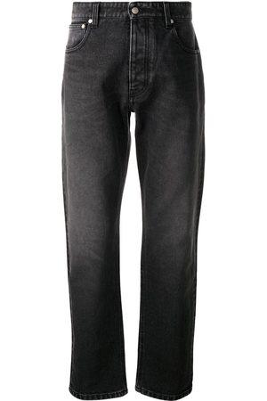 Ami Lysvasket jeans med lige ben