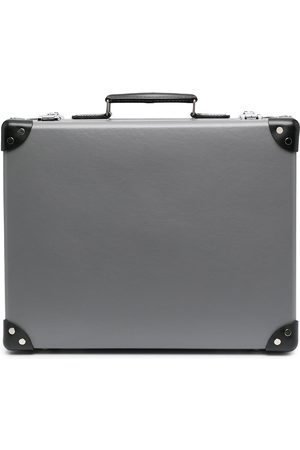 10 CORSO COMO Leather trunk suitcase